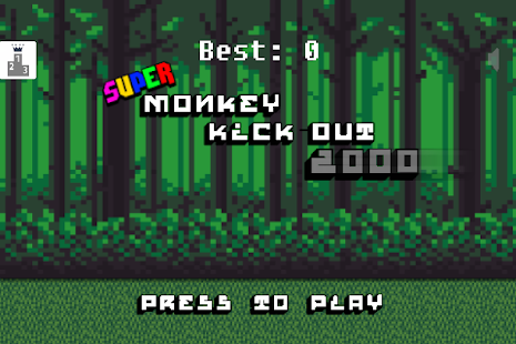 Super Monkey Kick-Out 2000- screenshot thumbnail