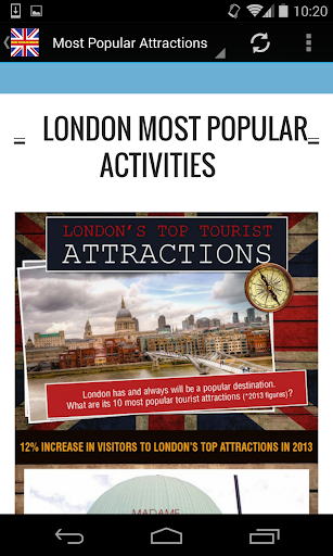 London Most Popular Activities