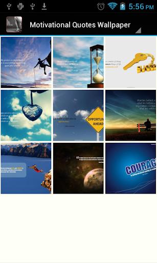 Motivational Quotes Wallpaper