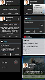 eNotify- screenshot thumbnail