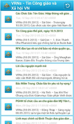 【免費新聞App】VRNs Tin Công giáo-APP點子