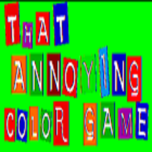 That Annoying Color Game LOGO-APP點子