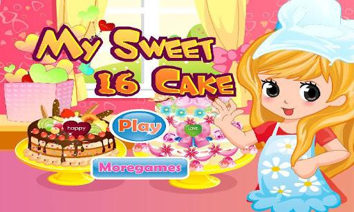 【免費休閒App】Make cake-APP點子