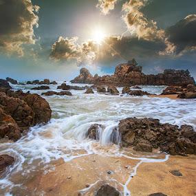 by Antonius Candy - Landscapes Sunsets & Sunrises