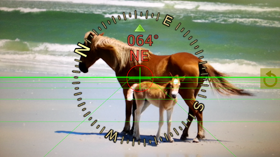Augmented Reality + Compass