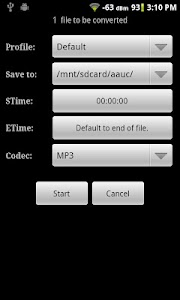 Audio Editor for Android screenshot 7