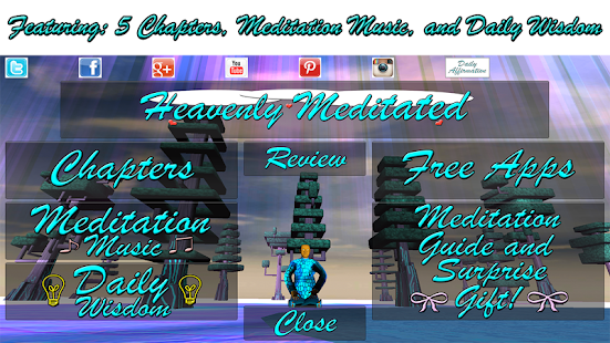 Heavenly Meditated- screenshot thumbnail