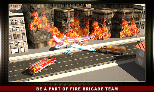 机场消防车模拟器
