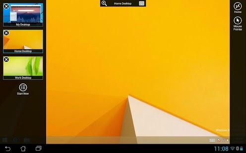 Microsoft Remote Desktop Beta Screenshot 9