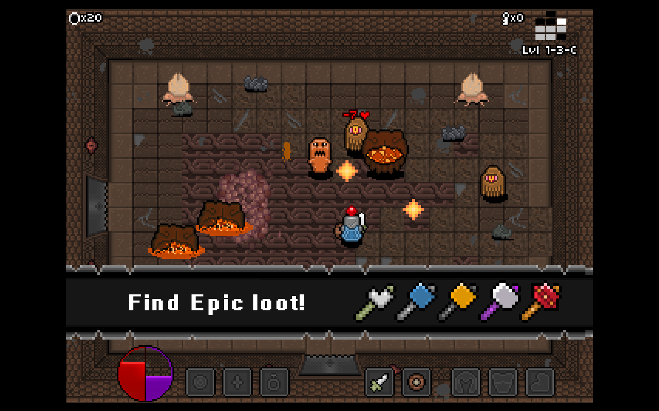 bit Dungeon - screenshot