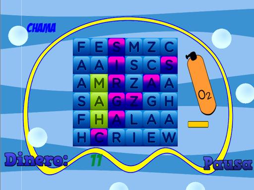Oceano de Letras Sopa Letras