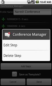Conference Manager (FREE) screenshot 3