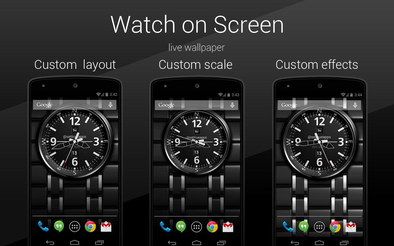 Watch on Screen LITE - screenshot