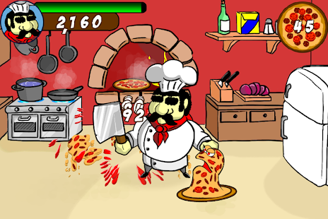Horror Pizza 1: Pizza Zombies- screenshot thumbnail