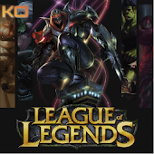 League of Legends Voices KO