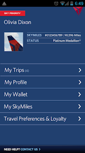 Fly Delta - screenshot thumbnail