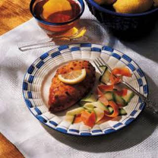 Tangy Citrus Chicken.