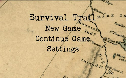 Survival Trail Full- screenshot thumbnail