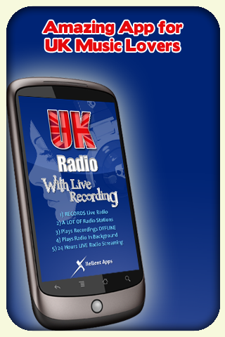 UK Radio - With Recording