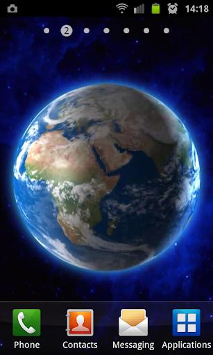 Earth HD Live Wallpaper