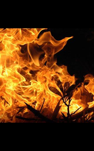 Hell Fire Live Wallpaper