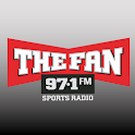 Sports Radio - 97.1 The Fan icon