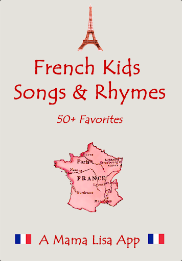 French Kid Songs and Rhymes