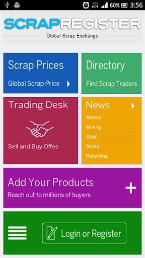 Global Scrap Metal Prices