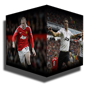 3D M United Live Wallpaper