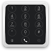 exDialer i7.1 Dark theme