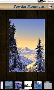 Powder Mountain Resort App - screenshot thumbnail