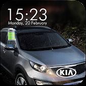 Sportage Theme - KIA Launcher
