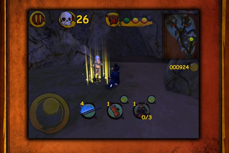Mr Slash - Jewel Defense HD - screenshot