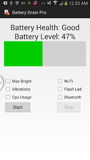Battery Drain Pro
