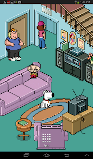 Family Guy Live Wallpaper - screenshot thumbnail