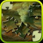 Crater Lake Jigsaw icon