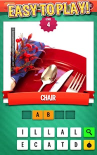 Word and Picture Quiz- screenshot thumbnail
