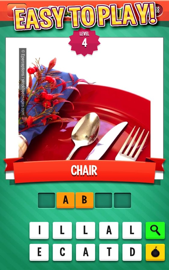 Word and Picture Quiz - screenshot