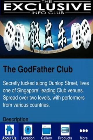 GodFather Exclusive Club