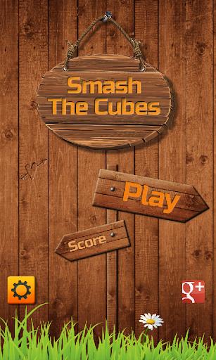 Smash The Cubes