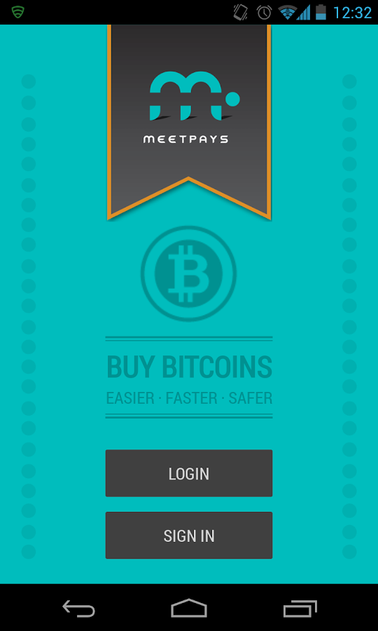 MeetPays - screenshot