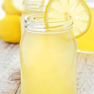 Ginger Honey Drink.