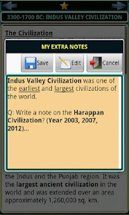 Indian History, Book & Quiz- screenshot thumbnail