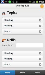 SAT® Test Prep by Shmoop - screenshot thumbnail