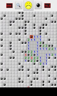 Minesweeper for Android - screenshot thumbnail