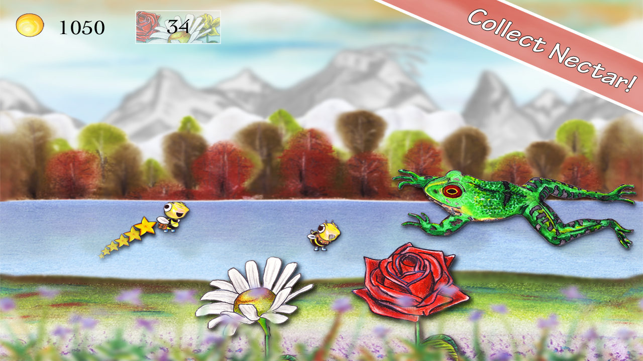 Honey Tribe: Colony Collapse- screenshot