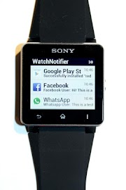 WatchNotifier Screenshot 1