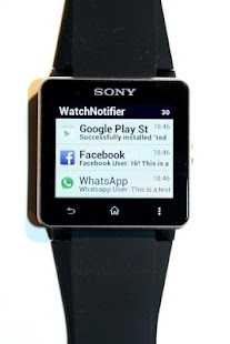 WatchNotifier - screenshot thumbnail