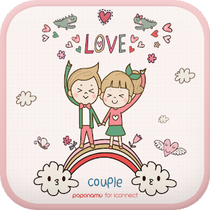 Cutecouple Heart go launcher - Android Apps on Google Play