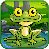 Frog Cute Jump